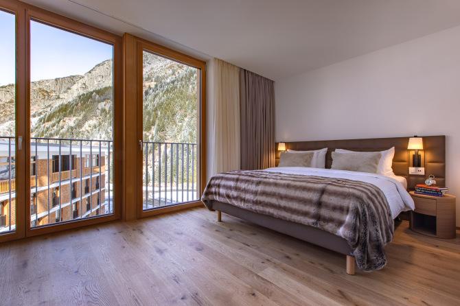 Residenz bedroom