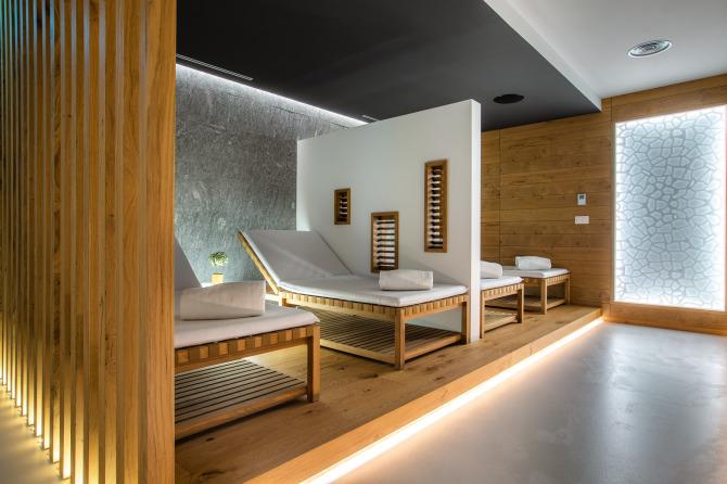 Uela Spa relaxation zone