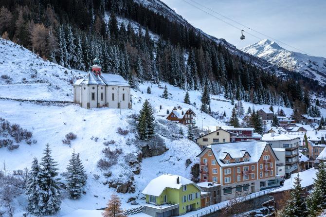 Andermatt Village