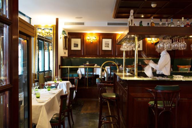 Brasserie Grand-Chêne