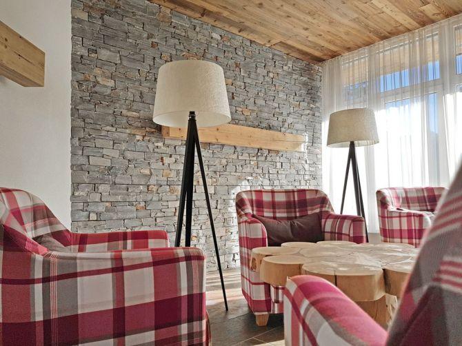 Sunstar Hotel Davos Lobby