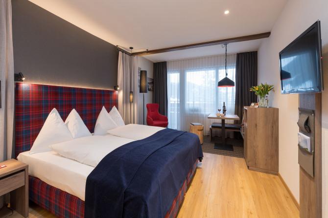 Sunstar Hotel Davos Premium Zimmer