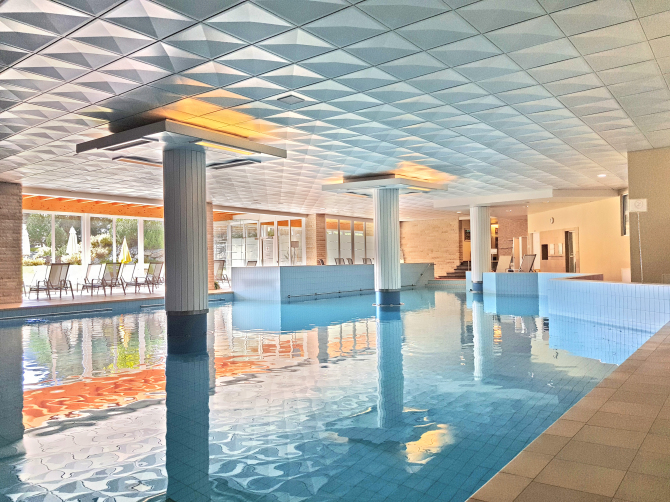 Sunstar Hotel Davos Hallenbad