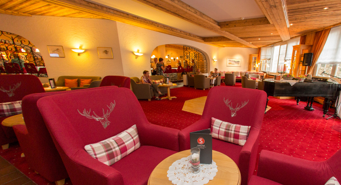 Sunstar Hotel Davos Bar
