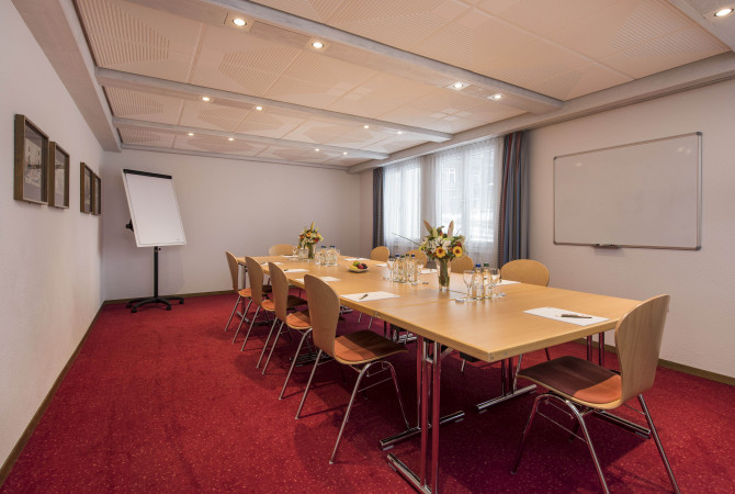 Sunstar Hotel Davos Meetingraum Strela