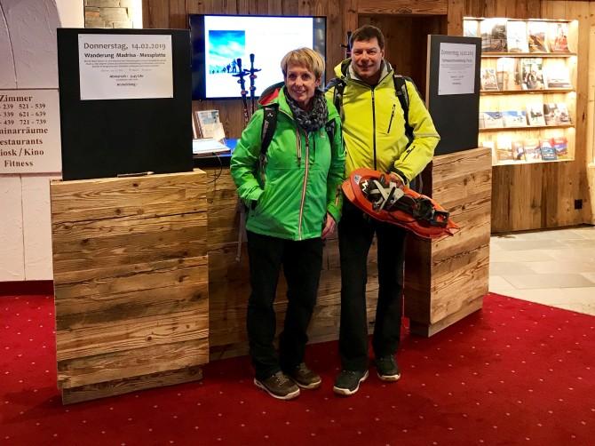 Sunstar Hotel Davos Gästebetreuer