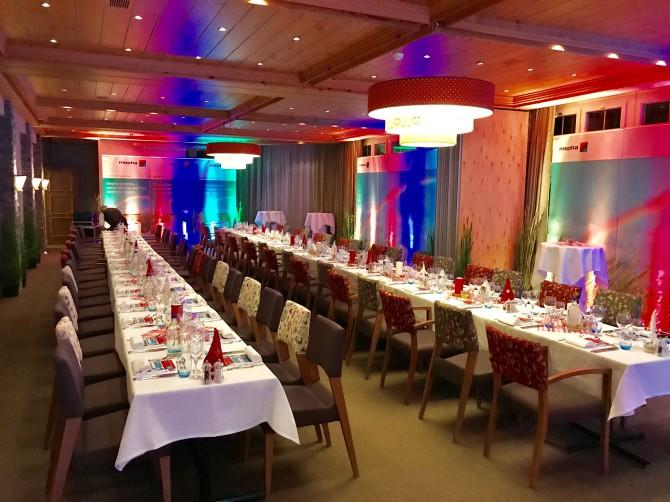 Sunstar Hotel Davos Saal Parsenn
