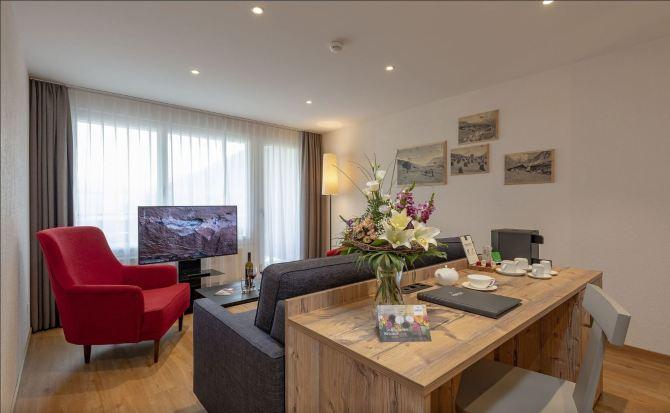 Sunstar Hotel Davos Suite
