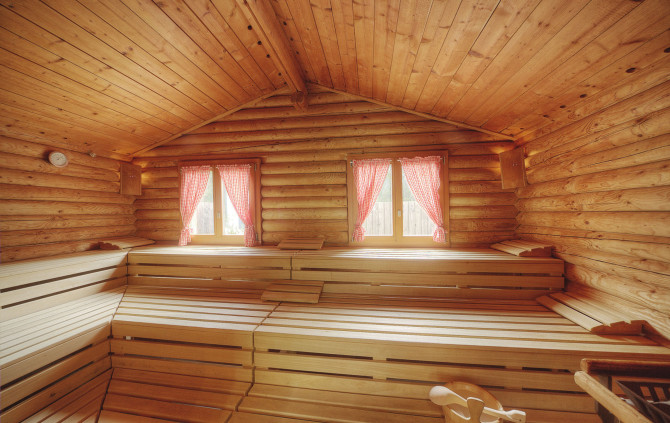 Sunstar Hotel Davos Wellness Spa Sauna