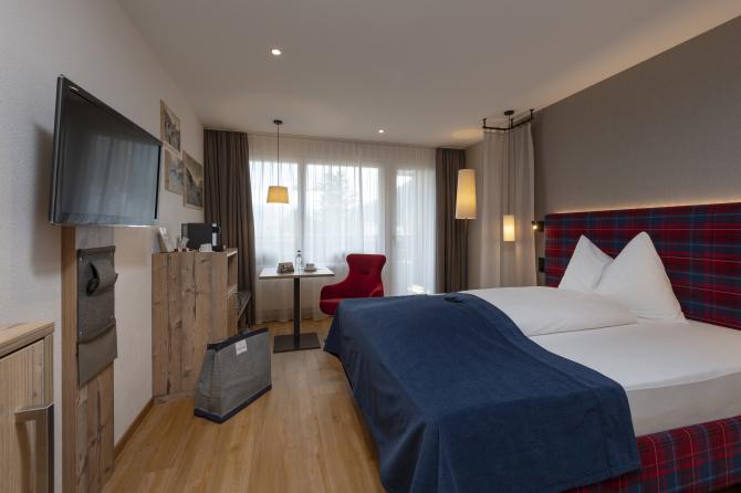 Einzelzimmer Premium - Sunstar Hotel Davos