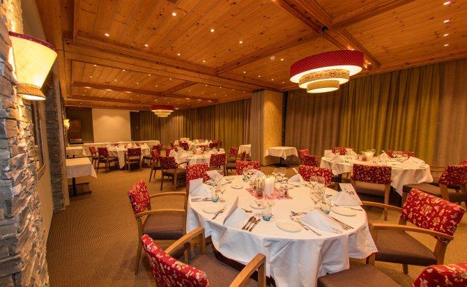 Bankett Saal - Sunstar Hotel Davos