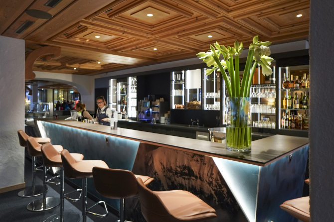 Bar - Sunstar Hotel Grindelwald