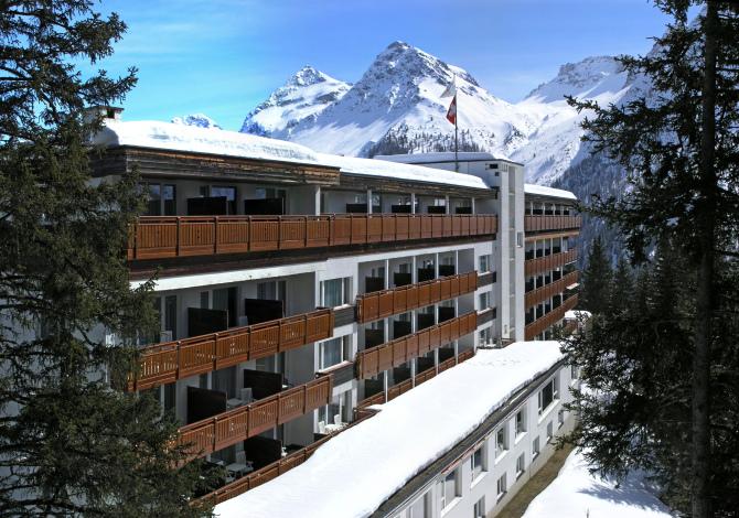 Sunstar Hotel Arosa - Winter