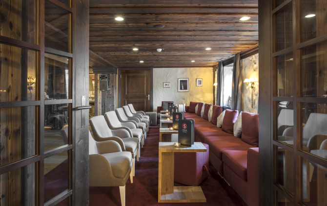 Lobby Sunstar Hotel Arosa