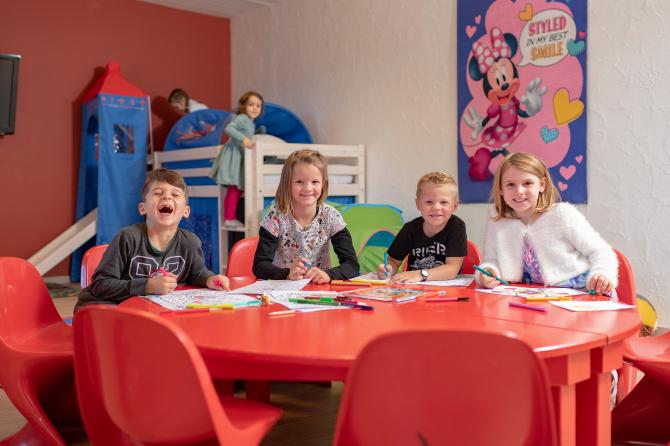 Kidsclub - Sunstar Familienhotel Arosa