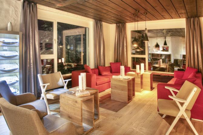 Fumoir - Bar - Sunstar Hotel Arosa