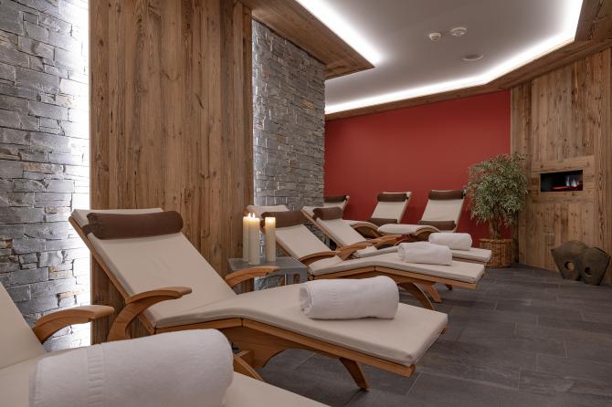 Ruheraum - Sunstar Hotel Klosters
