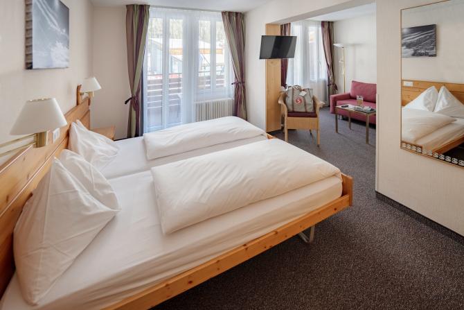 Junior-Suite - Sunstar Hotel Wengen