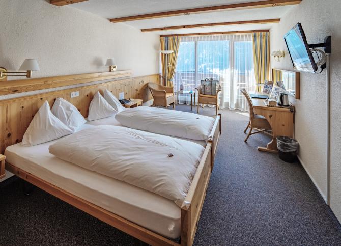 Standardzimmer - Sunstar Hotel Wengen