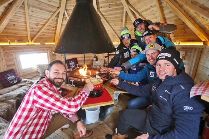 Skiteam - Grillkota SUnstar Hotel Wengen