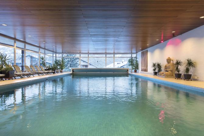 Pool - Sunstar Hotel Wengen