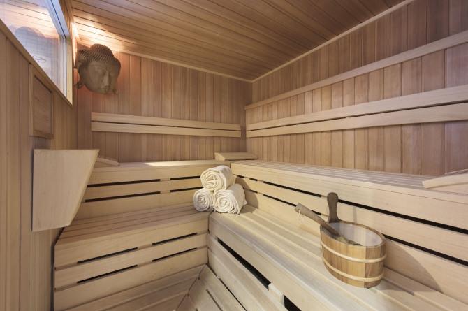 Sauna - Sunstar Hotel Wengen