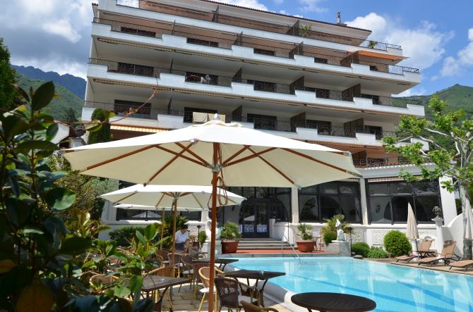 Sunstar Hotel Brissago, Tessin