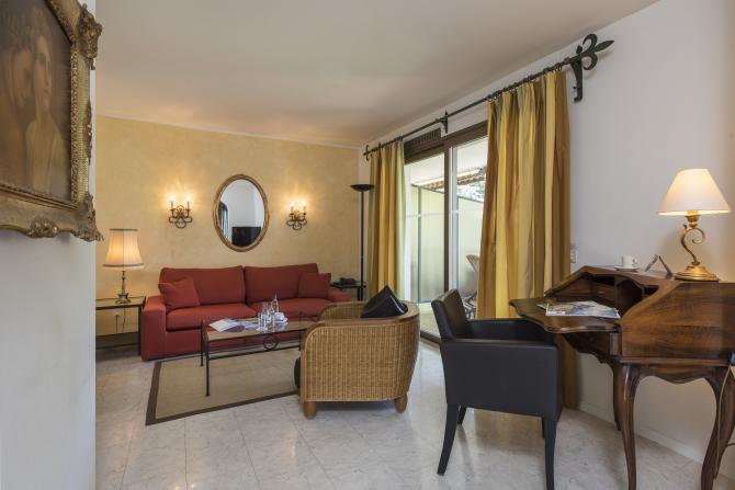 Suite - Sunstar Hotel Brissago, Tessin
