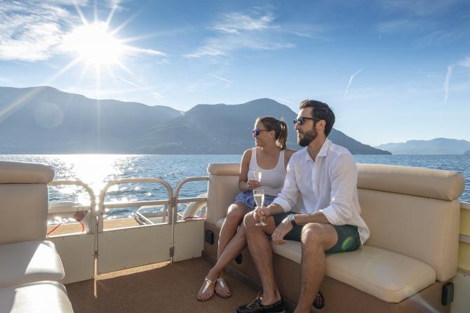 Bootsausflug - Sunstar Hotel Brissago