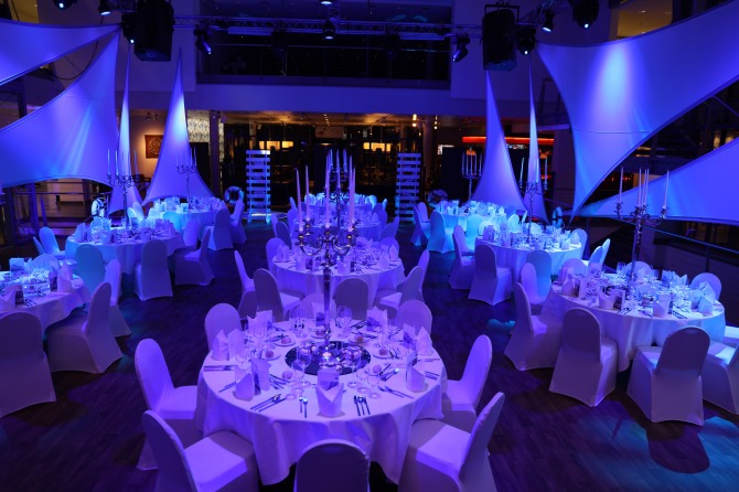 PLAZA Event Hall
