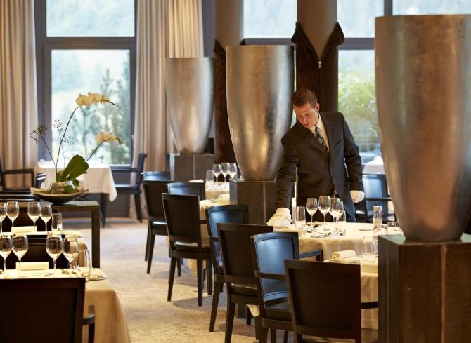 Gourmet-Restaurant Spettacolo