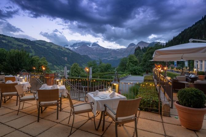 Terrasse Restaurant Oh de Vie