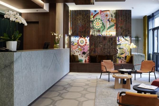 Réception & Lobby