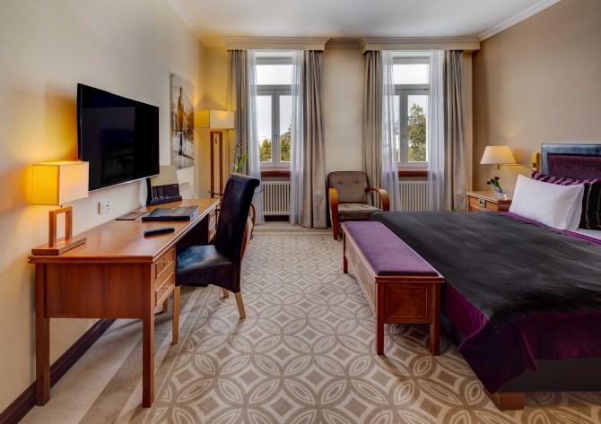 Kempinski St. Moritz Superior Double Room