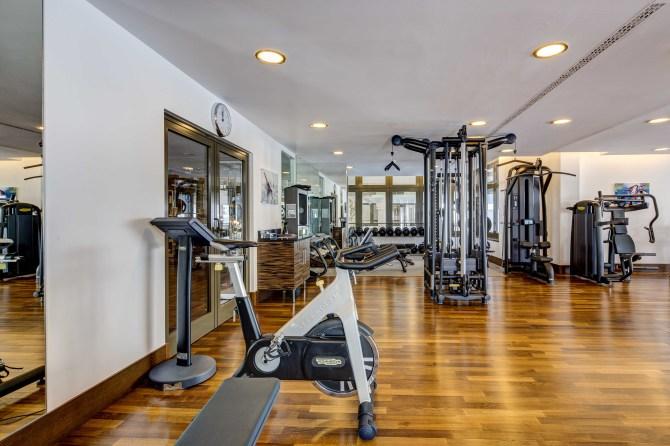 Kempinski St. Moritz Fitness