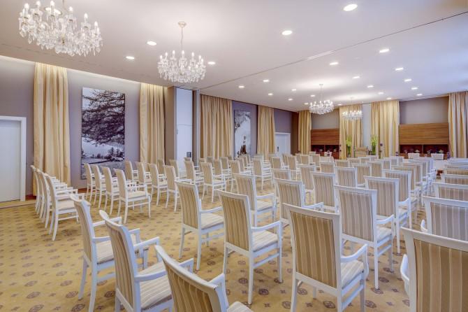 Kempinski St. Moritz Conference