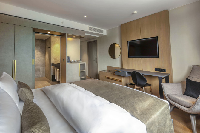 Business Zimmer