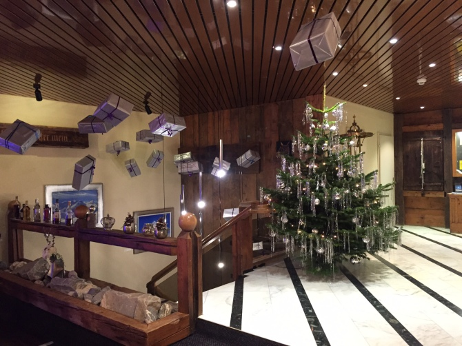 Lobby Weihnachten