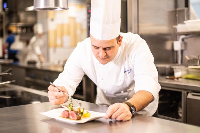 Chef Boleso - Le Relais und La Rucola