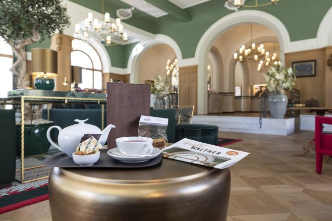 Teatime Lobby
