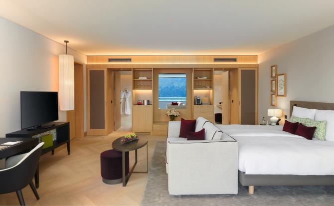 Waldhotel Deluxe Suite