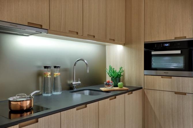 Küche - Waldhotel Deluxe Suite