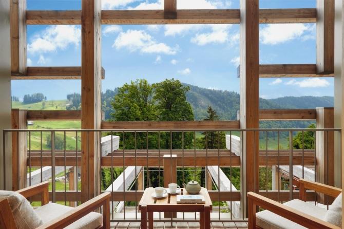 Aussicht - Deluxe Room mit Sonnenbalkon