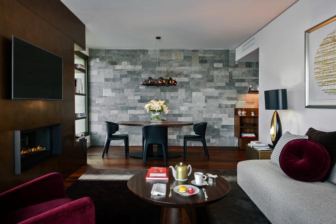 Wohnzimmer - Senior Suite