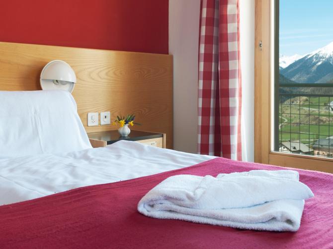 Hotel Aurora Zimmer