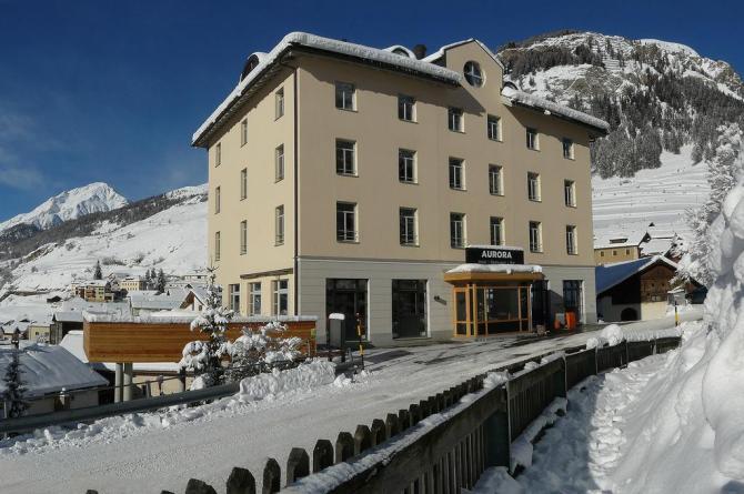 Hotel Aurora Winter