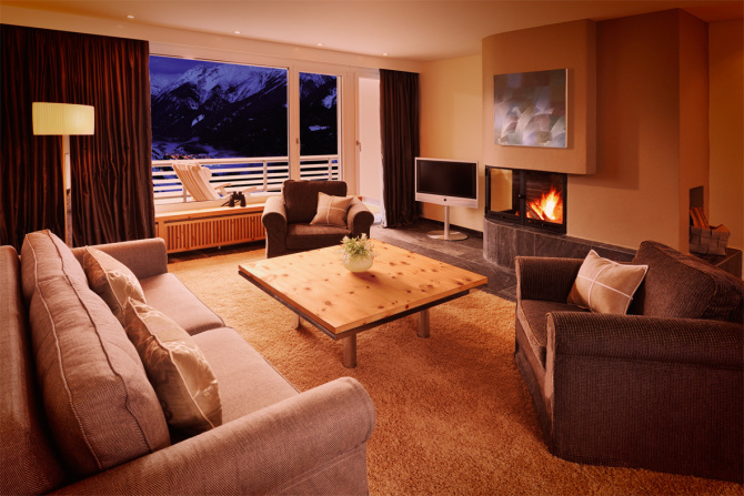 Suite Winter Abend