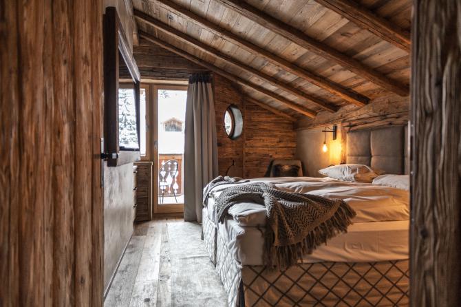 Schlafzimmer Luxussuite