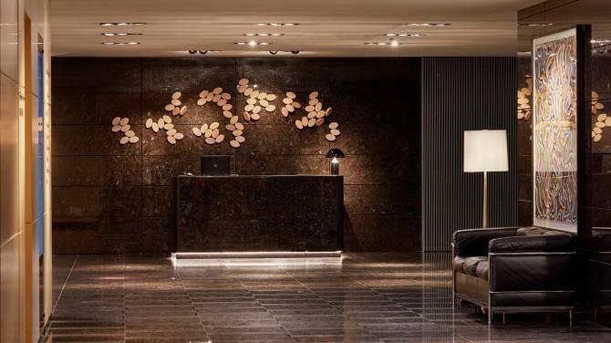 Park Hyatt Zurich – Concierge Desk