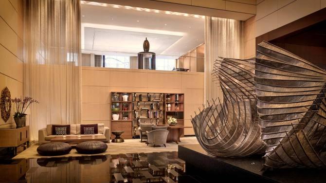 Park Hyatt Zurich – Lobby